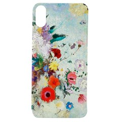 Floral Bouquet Apple Iphone Xs Tpu Uv Case by Sobalvarro