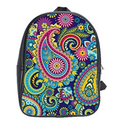 Ornament School Bag (large) by Sobalvarro