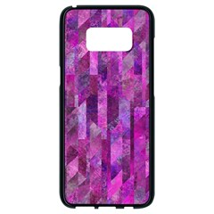 Usdivided Samsung Galaxy S8 Black Seamless Case by designsbyamerianna