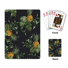 Pineapples Pattern Playing Cards Single Design (rectangle) by Sobalvarro