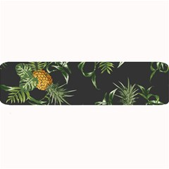 Pineapples Pattern Large Bar Mats by Sobalvarro