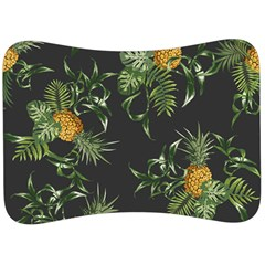 Pineapples Pattern Velour Seat Head Rest Cushion by Sobalvarro