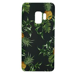 Pineapples Pattern Samsung Galaxy S9 Tpu Uv Case by Sobalvarro