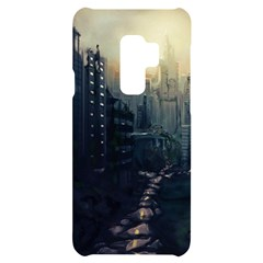 Apocalypse Post Apocalyptic Samsung S9 Plus Black Uv Print Case