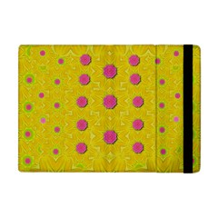 Bloom On In  The Sunshine Decorative Apple Ipad Mini Flip Case by pepitasart