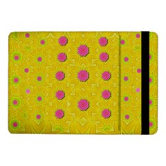 Bloom On In  The Sunshine Decorative Samsung Galaxy Tab Pro 10 1  Flip Case by pepitasart