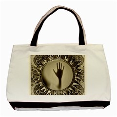 Mirror Mirror Of Souls Magic Mirror Basic Tote Bag