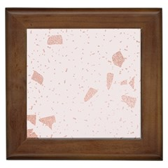 Blank Color Framed Tile