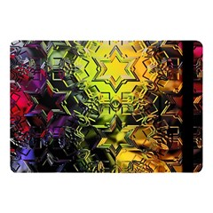 Background Star Abstract Colorful Apple Ipad Pro 10 5   Flip Case