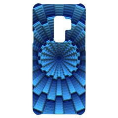 Mandala Background Texture Samsung S9 Plus Black Uv Print Case