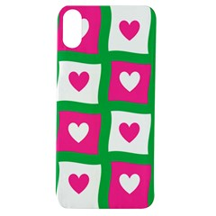 Pink Love Valentine Apple Iphone Xs Tpu Uv Case by Mariart
