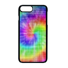 Watercolor Painted Iphone 8 Plus Seamless Case (black)