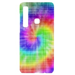 Watercolor Painted Samsung A9 Black Uv Print Case by AnjaniArt