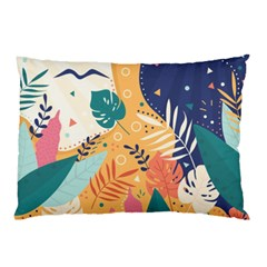 Tropical Pattern Pillow Case