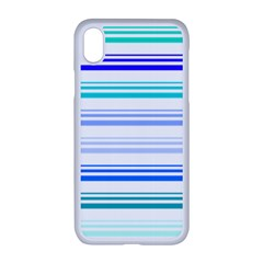 Marine Iphone Xr Seamless Case (white) by scharamo
