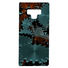 Gear Gears Technology Transmission Samsung Galaxy Note 9 Tpu Uv Case