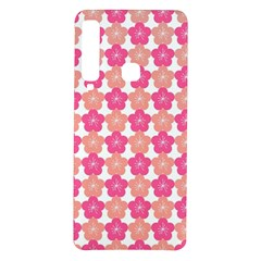 Sakura Flower Pattern Samsung Galaxy A9 Tpu Uv Case
