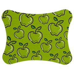 Fruit Apple Green Jigsaw Puzzle Photo Stand (bow) by HermanTelo
