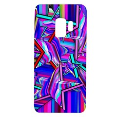Stars Beveled 3d Abstract Samsung Galaxy S9 Tpu Uv Case by Mariart