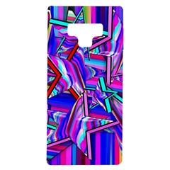 Stars Beveled 3d Abstract Samsung Galaxy Note 9 Tpu Uv Case