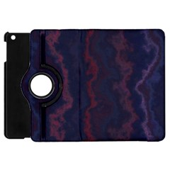 Smudgy Lines Apple Ipad Mini Flip 360 Case by designbywhacky