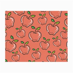 Fruit Apple Small Glasses Cloth