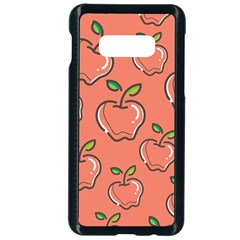 Fruit Apple Samsung Galaxy S10e Seamless Case (black)
