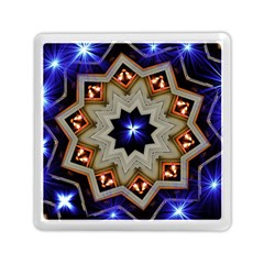 Background Mandala Star Memory Card Reader (square) by Mariart