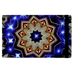 Background Mandala Star Apple Ipad Pro 12 9   Flip Case by Mariart