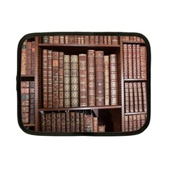 Library Books Knowledge Netbook Case (small) by Simbadda