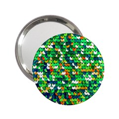 Funky Sequins 2 25  Handbag Mirrors by essentialimage