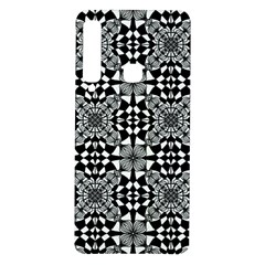 Fabric Geometric Shape Samsung Galaxy A9 Tpu Uv Case