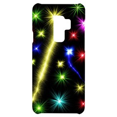 Fireworks Star Light Samsung S9 Plus Black Uv Print Case