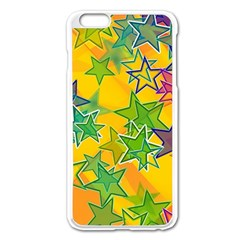 Star Homepage Abstract Iphone 6 Plus/6s Plus Enamel White Case