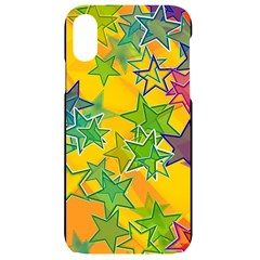 Star Homepage Abstract Iphone Xr Black Uv Print Case