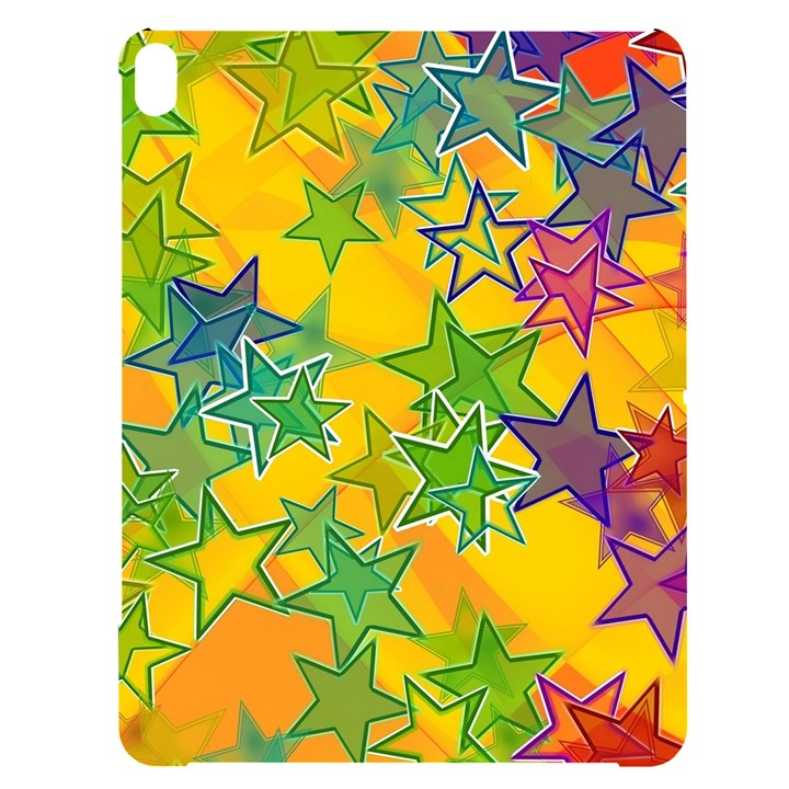 Star Homepage Abstract Apple iPad Pro 12.9   Black UV Print Case