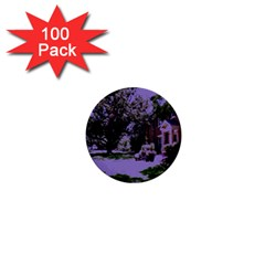 Hot Day In Dallas 4 1  Mini Buttons (100 Pack)