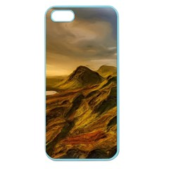 Painting Oil Painting Photo Painting Apple Seamless Iphone 5 Case (color)