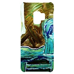 Wood Horsey 1 1 Samsung S9 Black Uv Print Case