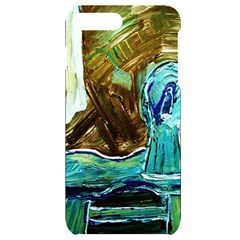 Wood Horsey 1 1 Iphone 7/8 Plus Black Uv Print Case