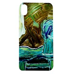 Wood Horsey 1 1 Apple Iphone Xr Tpu Uv Case