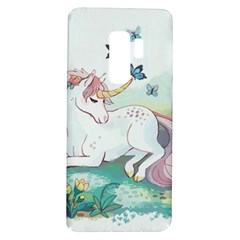 Illustration Vector Unique Unicorn Samsung Galaxy S9 Plus Tpu Uv Case