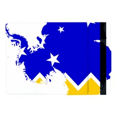 Chilean Magallanes Region Flag Map Of Antarctica Apple Ipad Pro 10 5   Flip Case by abbeyz71
