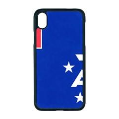 Flag Of The French Southern And Antarctic Lands, 1958 Iphone Xr Seamless Case (black) by abbeyz71