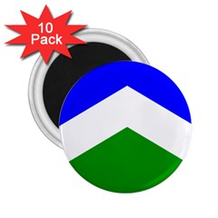 Flag Of Seward 2 25  Magnets (10 Pack)  by abbeyz71