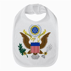 Greater Coat Of Arms Of The United States Bib by abbeyz71