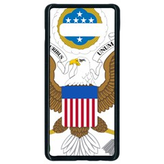 Greater Coat Of Arms Of The United States Samsung Galaxy S10 Plus Seamless Case (black) by abbeyz71