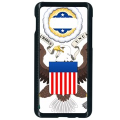 Greater Coat Of Arms Of The United States Samsung Galaxy S10e Seamless Case (black)