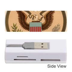 Great Seal Of The United States - Obverse Memory Card Reader (stick) by abbeyz71