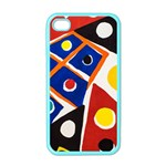 Pattern And Decoration Revisited At The East Side Galleries iPhone 4 Case (Color) Front
